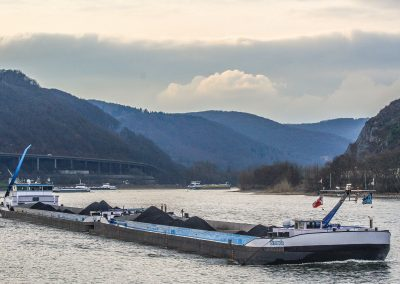 BermudaTriangle op de Rijn
